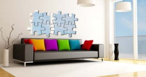 jigsaw puzzles How to display