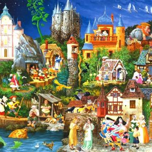 Fairy Tales 1500PC suncn67543