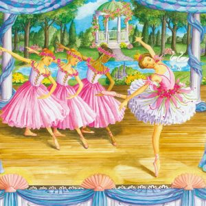 Ballet World 100pc Jigsaw Puzzle