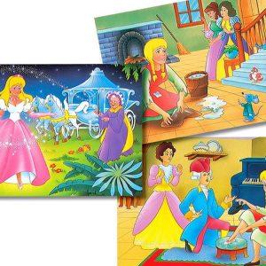Cinderella Childrens Jigsaw Puzzles