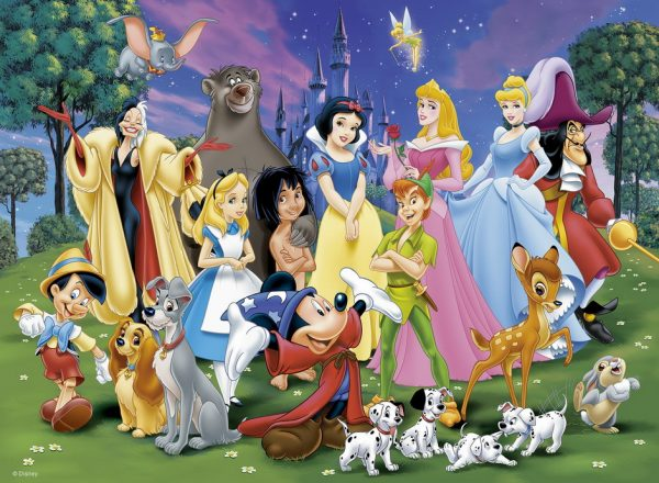 Disney Favourites 200pc Jigsaw Puzzle
