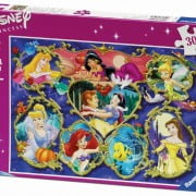 Disney Princess Gallery 300pc Jigsaw Puzzle