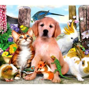 Good Companions 100pc Jigsaw Puzzle