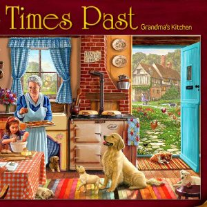 Grandma's Kitchen 1000 PC Jigsaw Puzzles