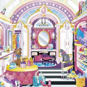 In Fashion Jigsaw Puzzle 200pc