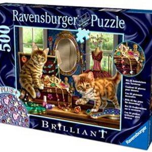 Jewellery Box Brilliant 500pc Jigsaw Puzzle
