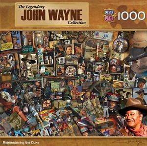 John Wayney Jigsaw Puzzles