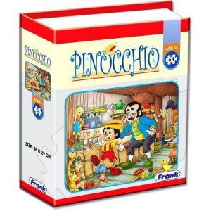 Pinocchio 54pc Jigsaw Puzzles