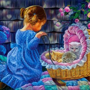 Tender Moments 500pc Jigsaw Puzzles