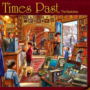 The Bookshop 1000 PC Jigsaw Puzzle