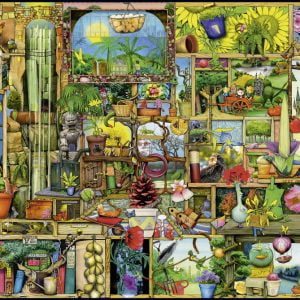 The Gardeners Cupboard Jigsaw Puzzle 1000pc