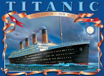 Titanic 1500pc Jigsaw Puzzles 319602
