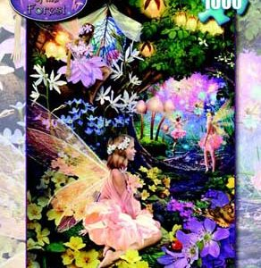 fairy hollow 1000pc JIgsaw Puzzles
