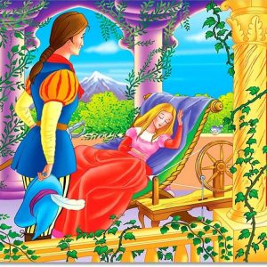 sleeping beauty 108pc Childrens Jigsaw Puzzles
