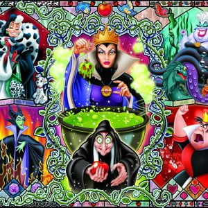 Wicked Woman 1000pc Jigsaw Puzzle