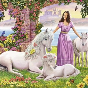 Beautiful Princess 150 XXL PC Ravensburger Jigsaw Puzzle