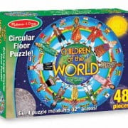 Children of the World 48PC Melissa & Doug Jigsaw Puzzle