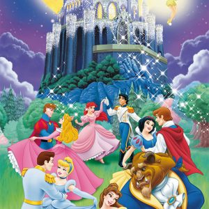 Disney Characters 1000PC Jigsaw Puzzle