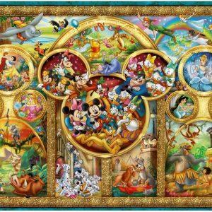 Disney Family 500pc Ravensburger Jigsaw Puzzle