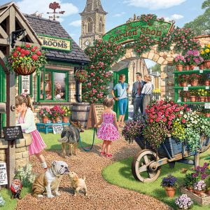 Glenny's Garden Shop 1000 PC Jigsaw Puzzles Australia
