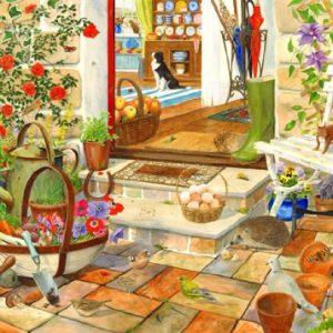 Home & Garden 1000 PC Jigsaw Puzzle
