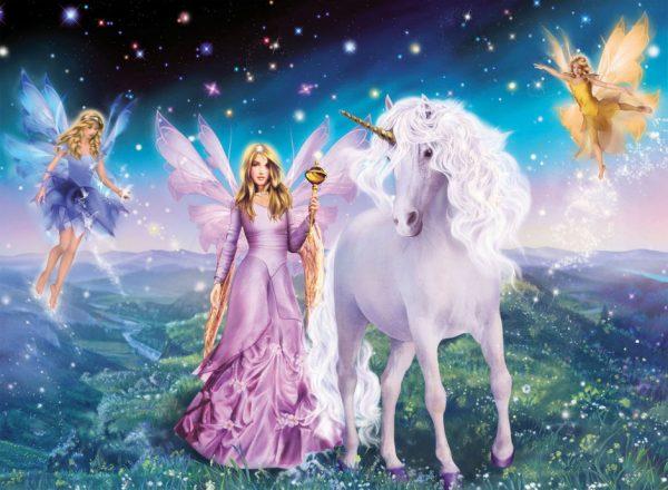 Magical Unicorn 300 XXL PC Ravensburger Jigsaw Puzzles
