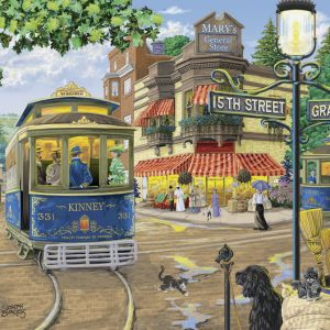 Mary's General Store 300 PC Jigsaw Puzzle