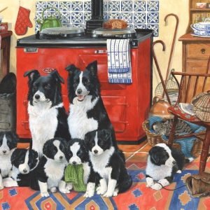 Meet the Family 1000 PC Jigsaw Puzzle