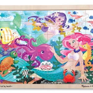 Mermaid Fantasea 48PC Jigsaw Puzzle
