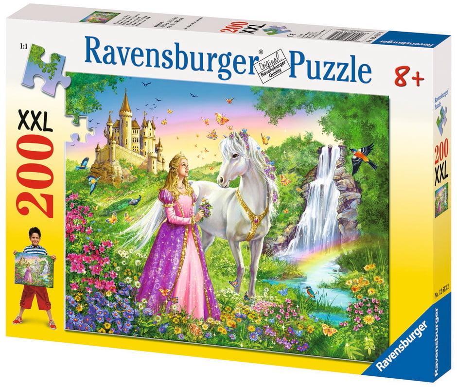 Princess with Horse 200XXL PC Ravensburge Jigsaw Puzzle