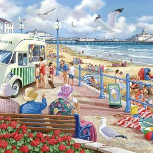 Sun, Sea & Sand 1000 PC Jigsaw Puzzle