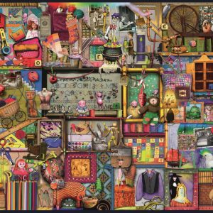 The Craft Cupboard 1000PC Jigsaw Puzzle