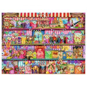 The Sweet Shop 500pc Ravensburger Jigsaw Puzzle