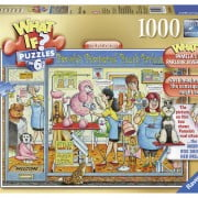 What If No 6 The Pet Parlour 1000PC Jigsaw Puzzle