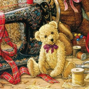 Brand New Bear 1000 PC Jigsaw Puzzle