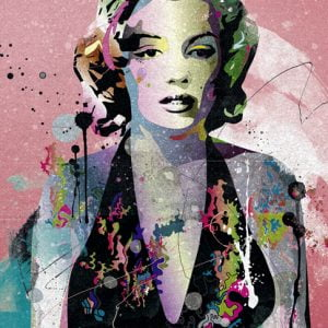 Marilyn 1000 PC Jigsaw Puzzle