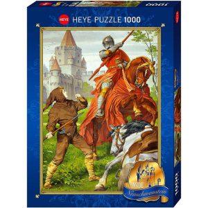 Parzival 1000 PC Heye Jigsaw Puzzle