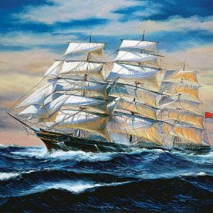 Across the Sea 1500 PC Jigsaw Puzzle