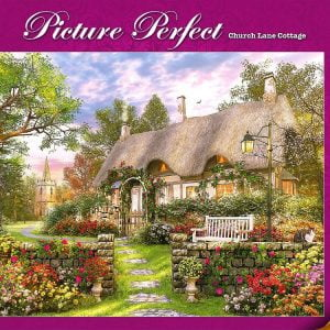 Church Lane Cottage 1000 PC Holdson Jigsaw Puzzle