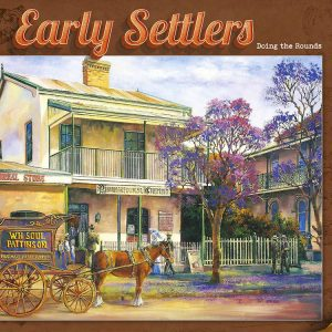Early Settlers 1000 PC Jigsaw Puzzle