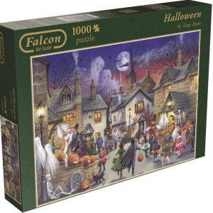 Halloween 1000 PC Jigsaw Puzzle
