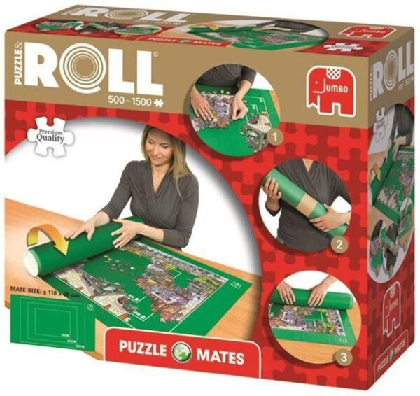 Puzzle Mate Roll 500 - 1500 Piece - Jumbo