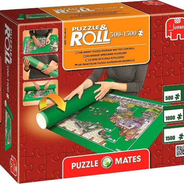 Puzzle & Roll 500 – 1500 Pieces Jumbo