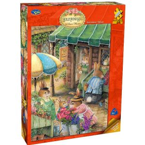Shopping Spree 1000 Piece Jigsaw Puzzle