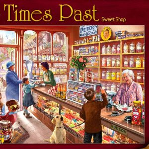 Sweet Shop Holdson 1000 PC Jigsaw Puzzle