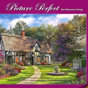 The Hideaway Cottage 1000 PC Jigsaw Puzzle