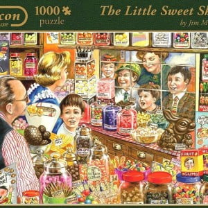The Little Sweet Shop 1000 PC Jigsaw Puzzle