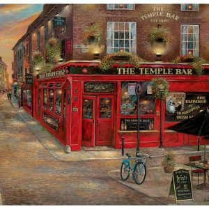 The Temple Bar 1000 PC JIgsaw Puzzle