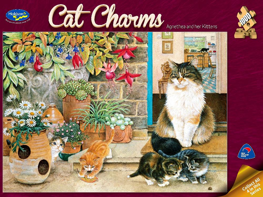 Cat Jigsaw Puzzles For Sale