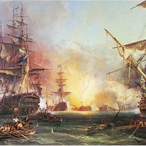 Bombardement of Algiers 3000 PC Jigsaw Puzzle